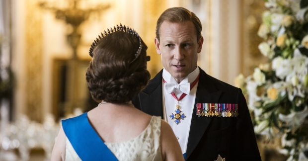 El Duque de Edimburgo The Crown