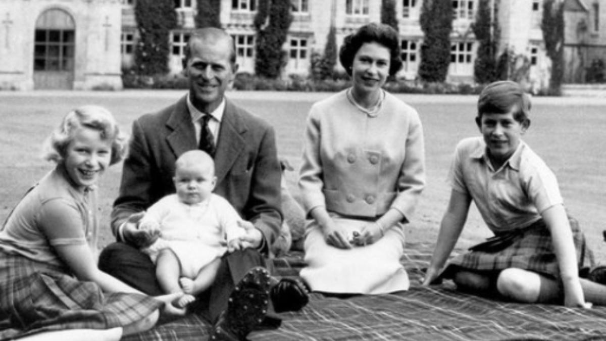 ¿Por qué el Duque de Edimburgo no es rey?