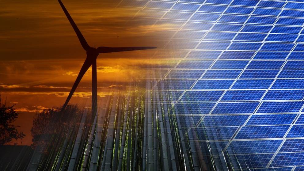 Energías verdes @istock