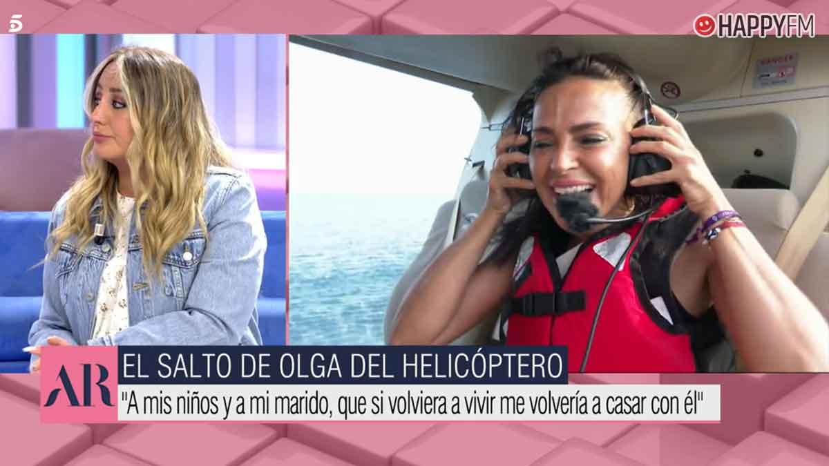 Rocío Flores desvela el consejo que le dio a Olga Moreno de cara a 'Supervivientes 2021'