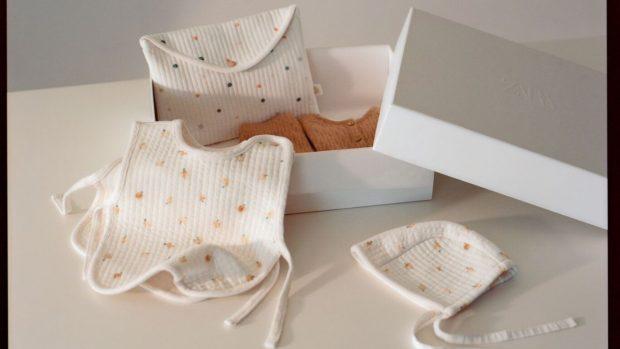cajas regalo recién nacido