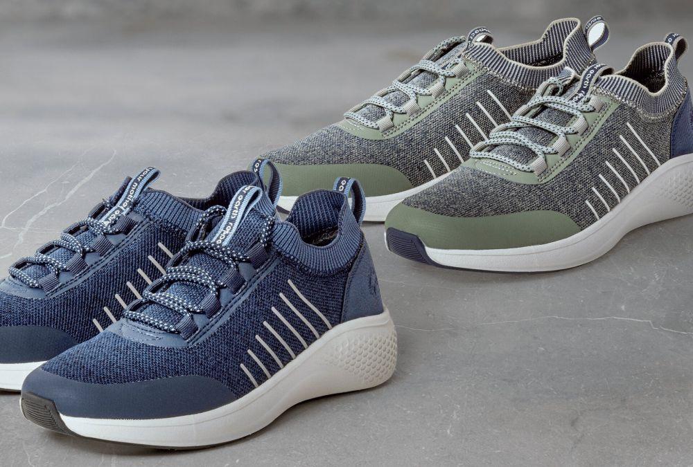 Los dos modelos de zapatillas sostenibles de Aldi