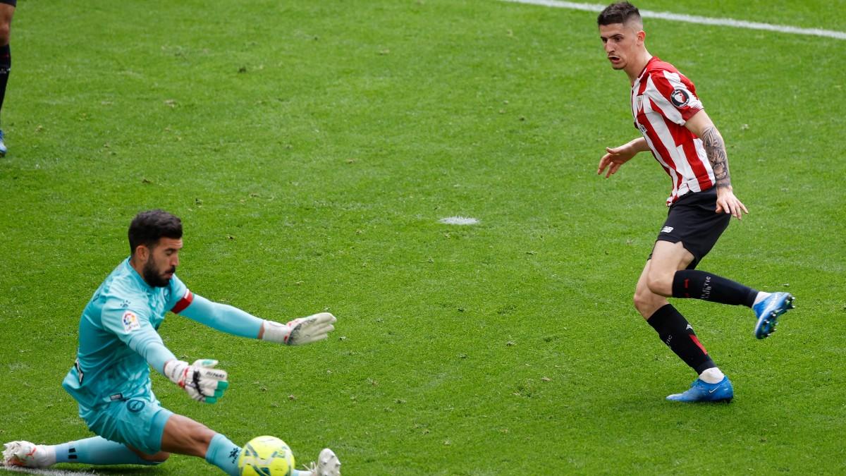 Athletic y Alavés empataron a cero en San Mamés. (EFE)