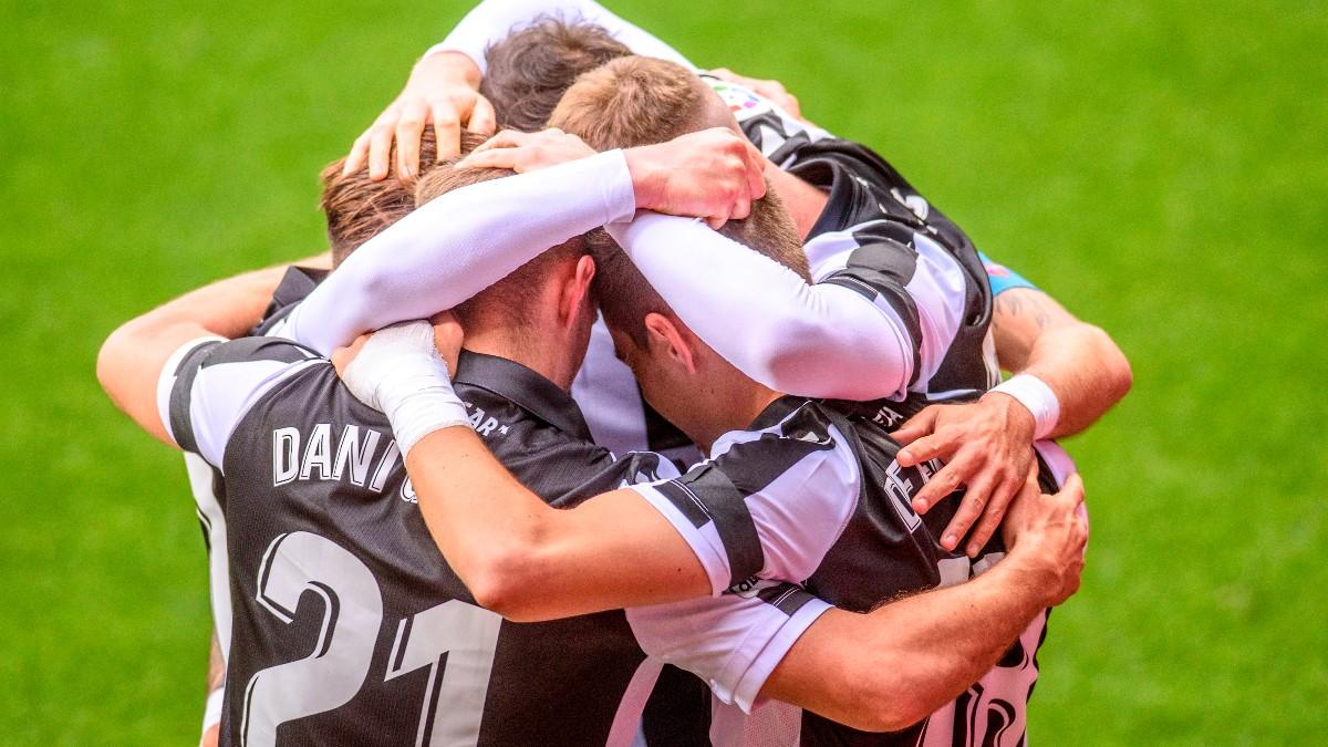 El Levante venció al Eibar gracias a un gol de De Frutos. (EFE)