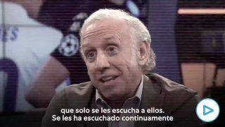 Pablo Iglesias Eduardo Inda