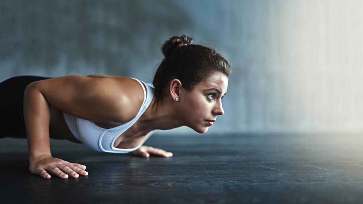 Los burpees ejercitan casi toda la musculatura del cuerpo