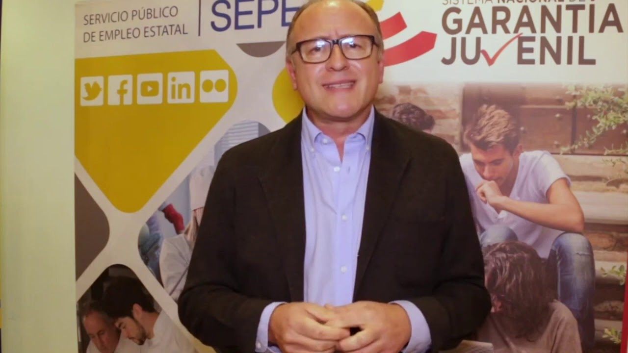 El directordel Servicio Público de Empleo Estatal (SEPE),Gerardo Gutiérrez Ardoy.