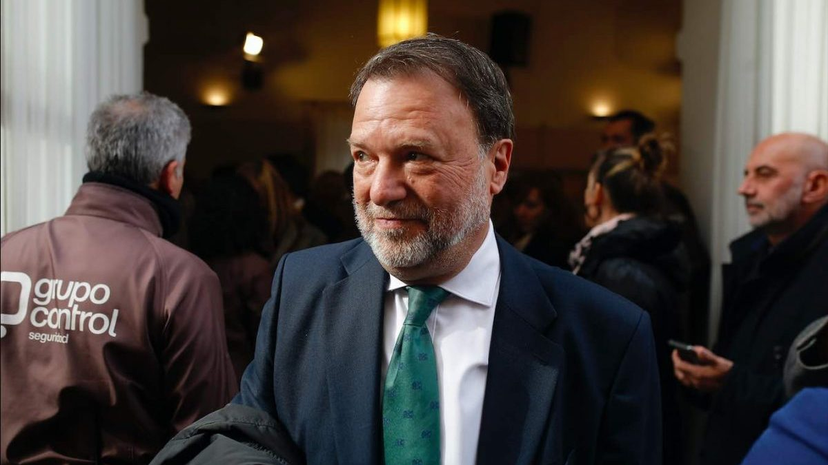 El ex alcalde de Sevilla, Alfredo Sánchez Monteseirín (PSOE).