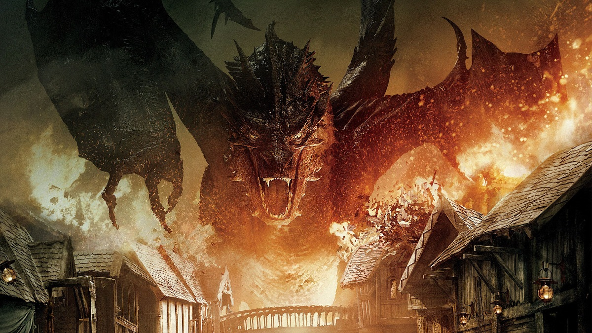 'El Hobbit. La batalla de los cinco ejércitos' llega a Amazon Prime (MGM – Warner Bros – New Line Cinema)