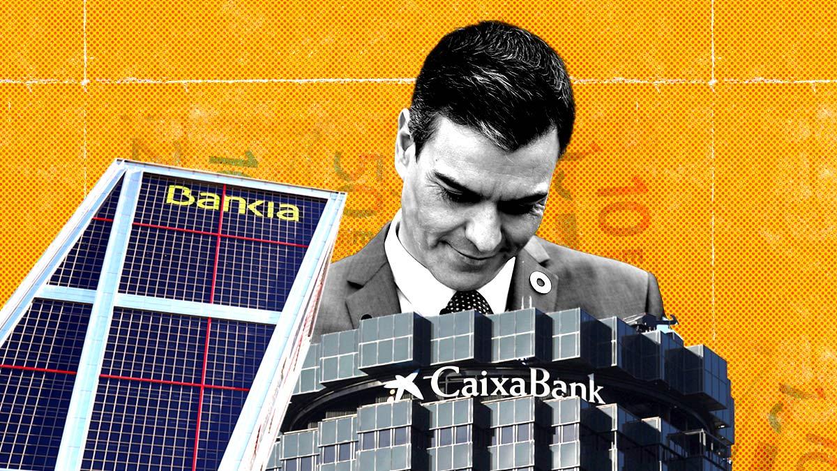 El Gobierno trata de salvar su imagen con el ERE de CaixaBank-Bankia.