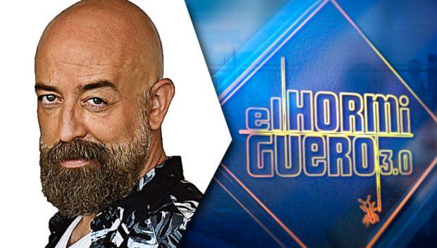 Goyo Jiménez acudirá el martes a 'El hormiguero'