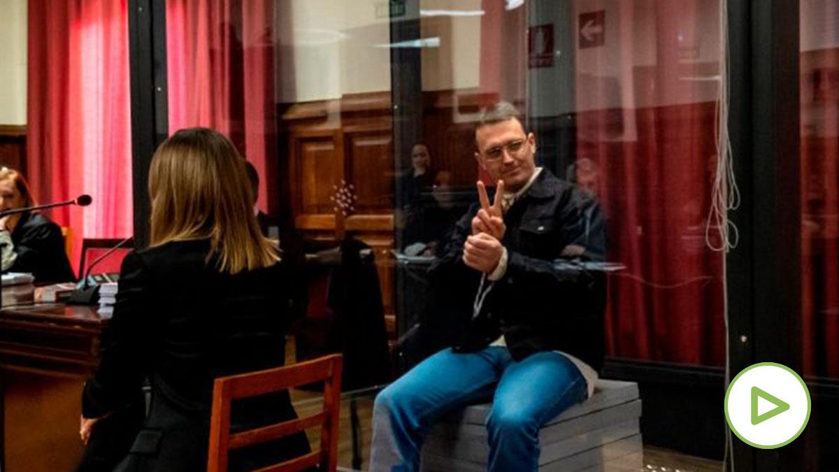 Norbert Feher, conocido como Igor el Ruso. Foto EFE