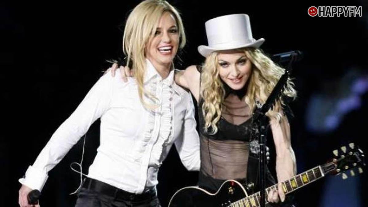 Madonna y Britney Spears