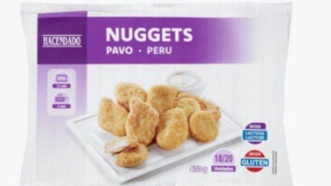 Mercadona ya vende más de 5.000 unidades al día de sus nuggets de pavo sin gluten