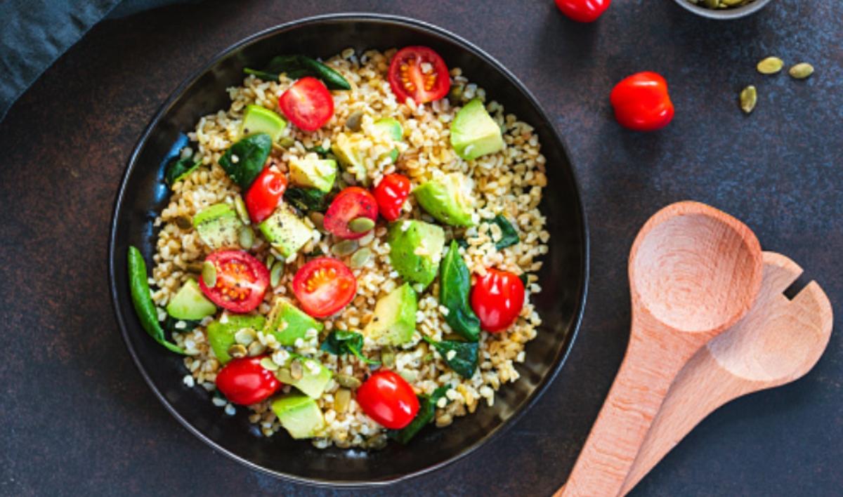 Las 5 mejores recetas para cocinar bulgur, el alimento de moda