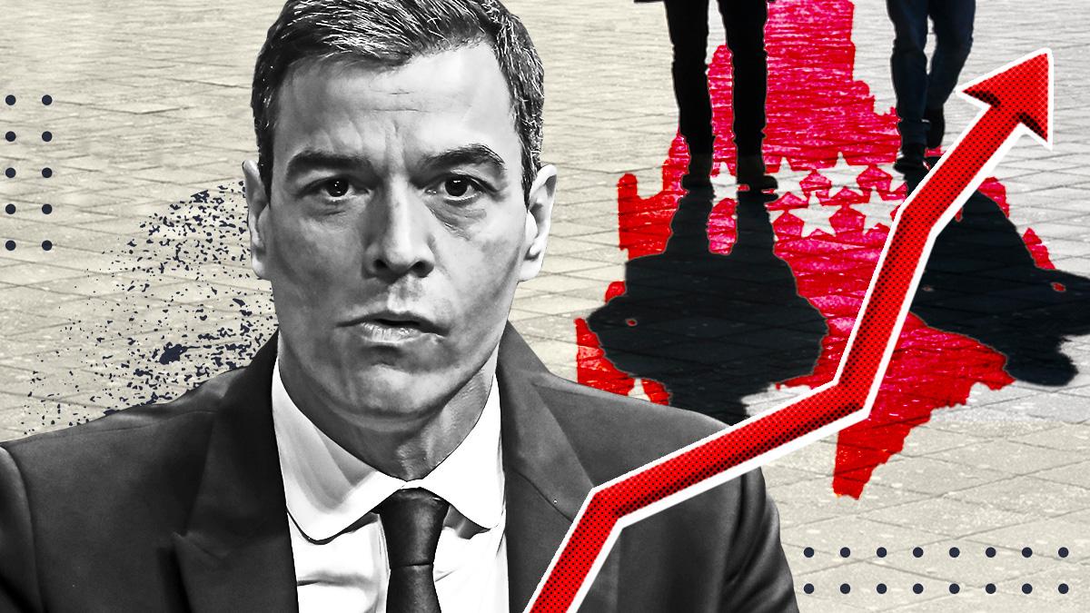 Sánchez encarga en plena campaña a 2 ex cargos de Zapatero la subida fiscal de 3.600 millones en Madrid