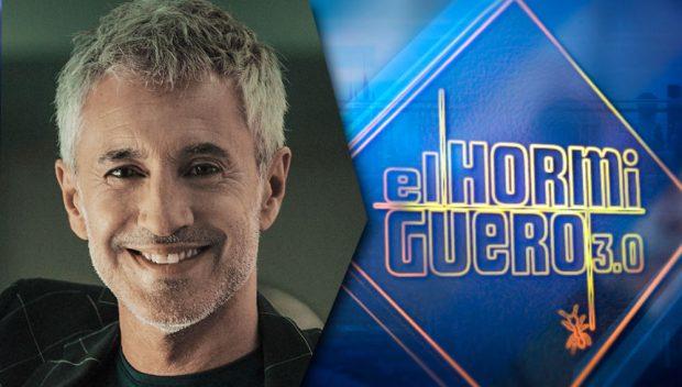 Sergio Dalma retoma su tour de conciertos en 'El hormiguero'