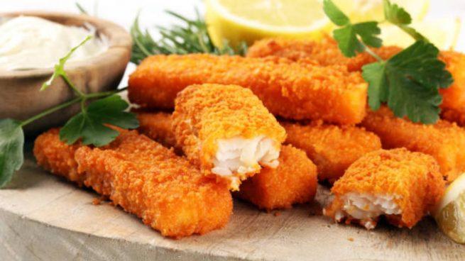 palitos de pescado