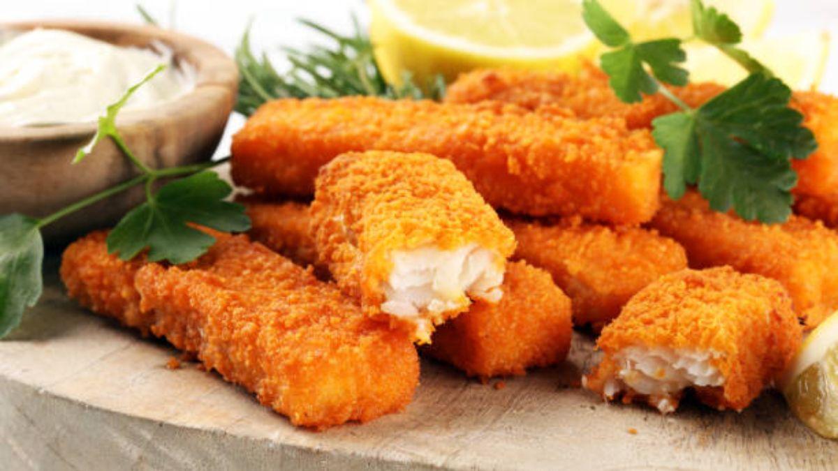 Cuál es el valor nutricional de los palitos de pescado de los niños