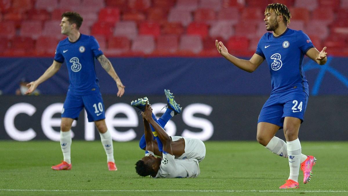 El Chelsea logra el pase a semifinales ante el Oporto. (AFP)