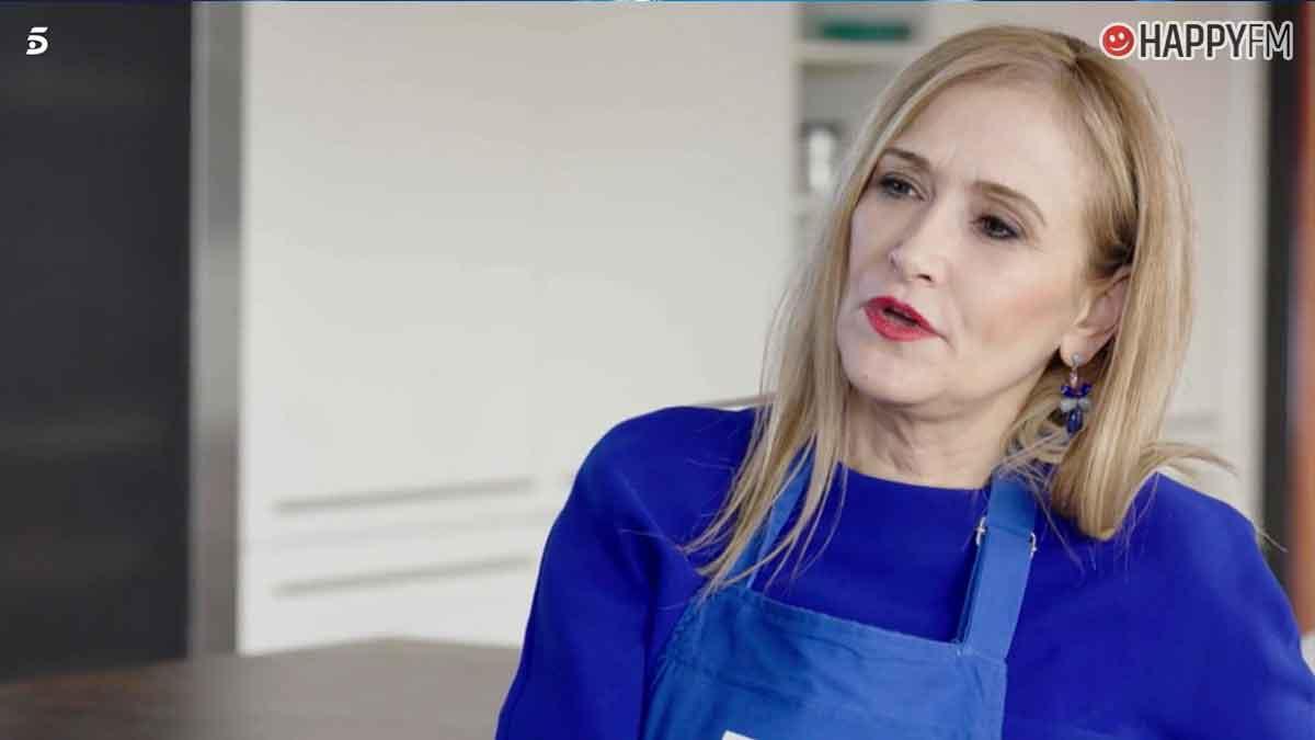 Cristina Cifuentes no cocinará en MasterChef Celebrity