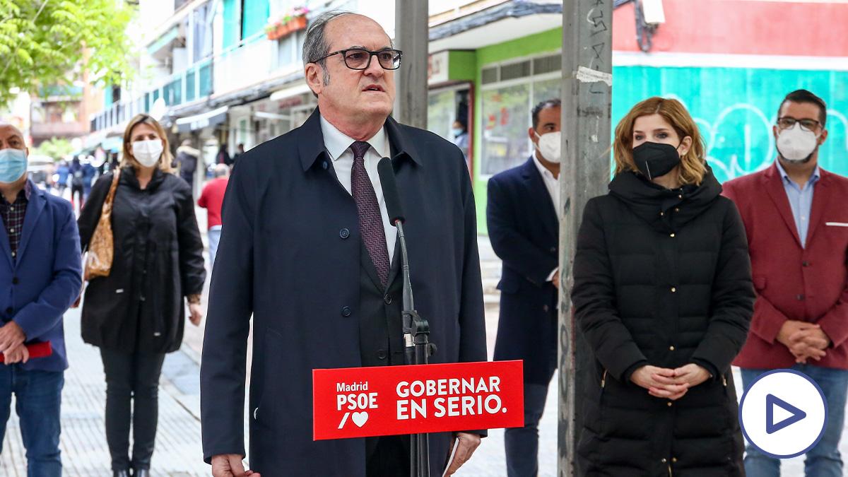Gabilondo se hace el sordo tras el anuncio de Montero: «No tocaré la fiscalidad en Madrid»