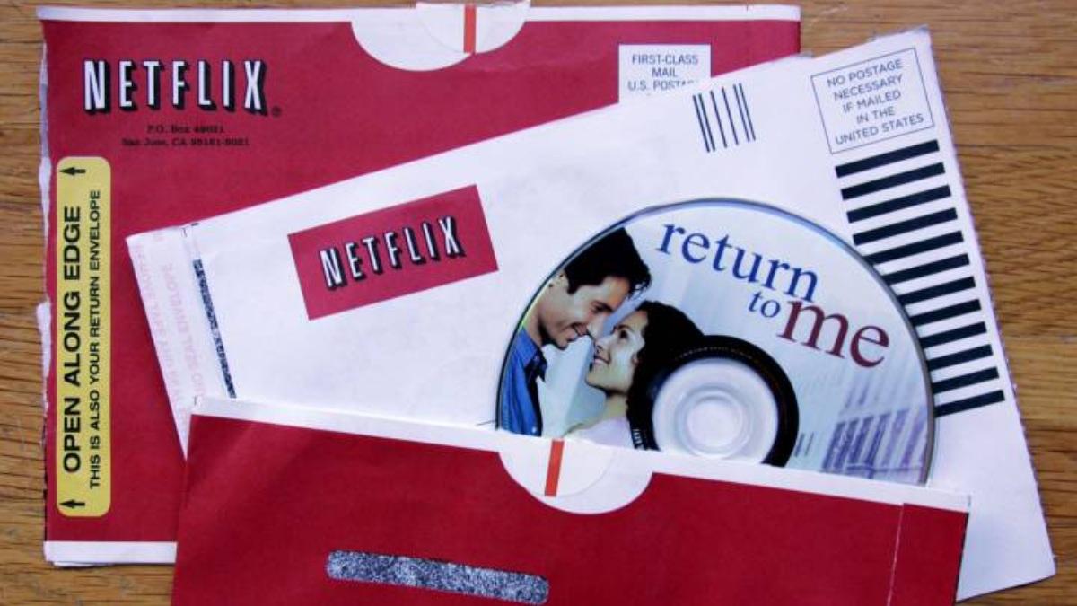 Así nació Netflix