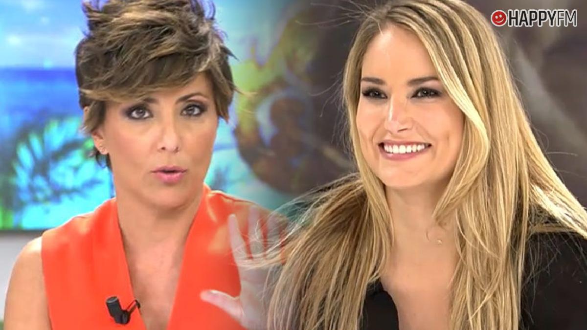Sonsoles Ónega y Alba Carrillo