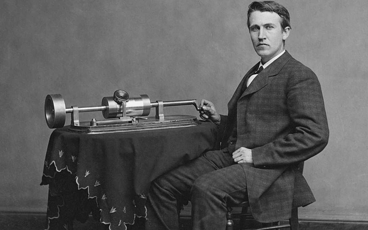 Las mejores frases de Thomas Edison