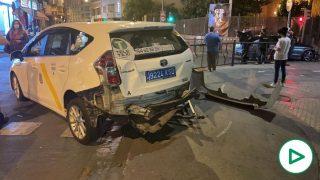 Un conductor kamikaze recorre las zonas peatonales de Triana (Sevilla) a más de 100 km/hora.