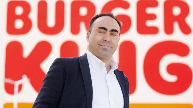 El nuevo director general de Burger King en España y Portugal, Jorge Carvalho