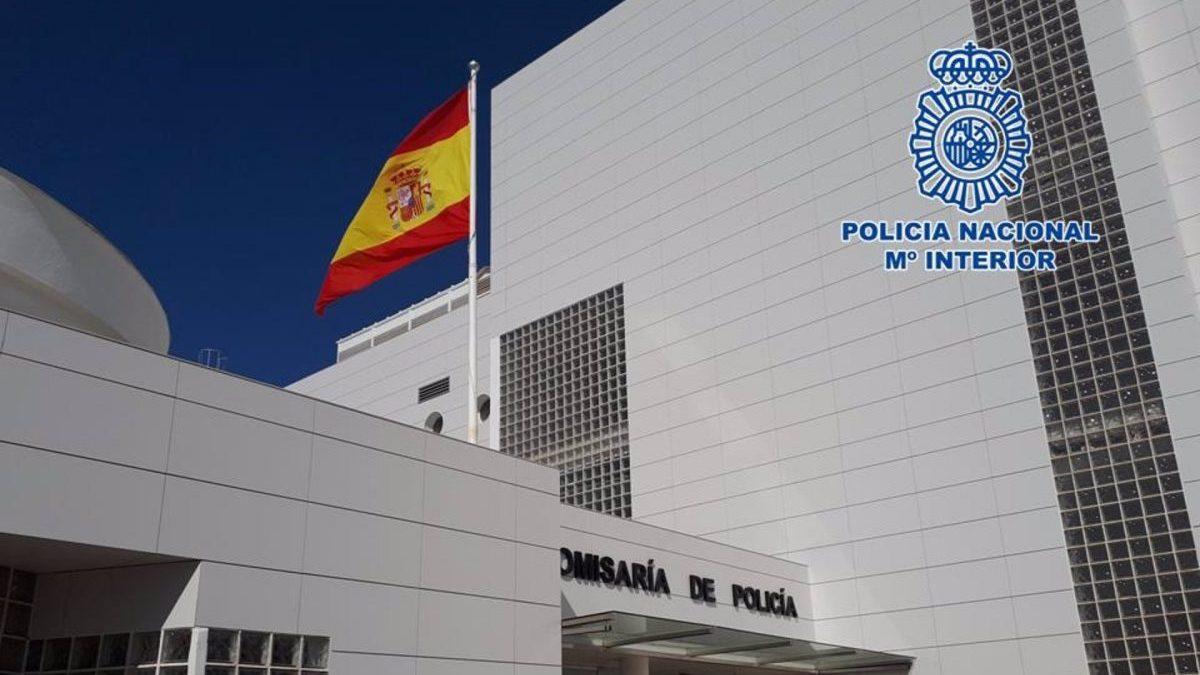 Comisaría de Motril (Granada)