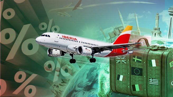 Iberia pisa el acelerador: aumentará un 20% su oferta de vuelos de cara a la campaña de verano