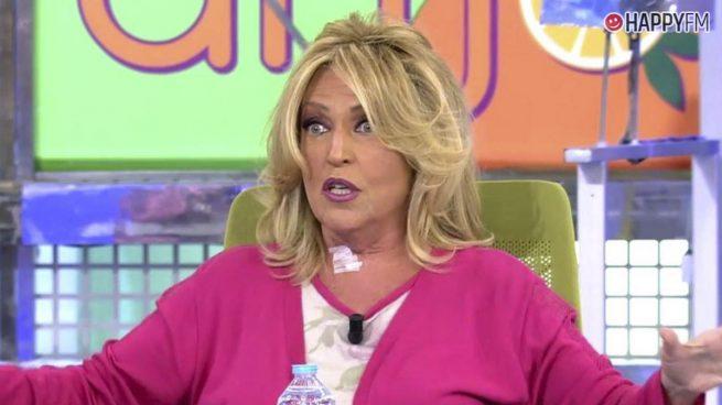 Lydia Lozano en 'Sálavme'