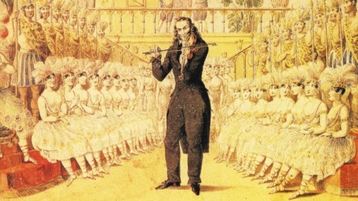 La leyenda de Niccolo Paganini
