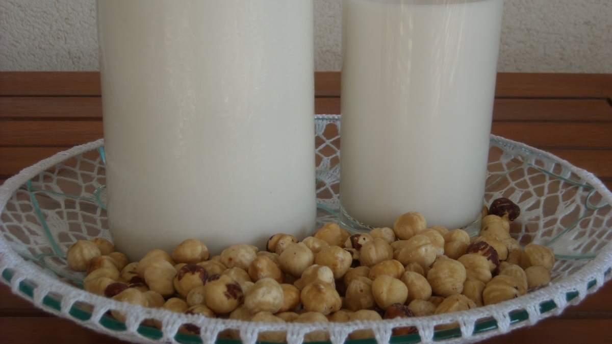 La leche de macadamia