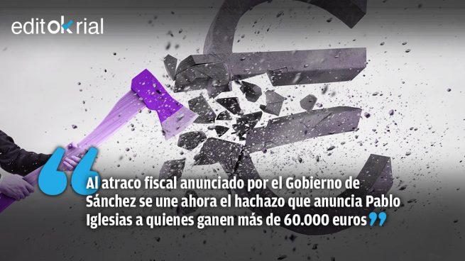 Pensar que el socialcomunismo gobierne en Madrid provoca escalofríos