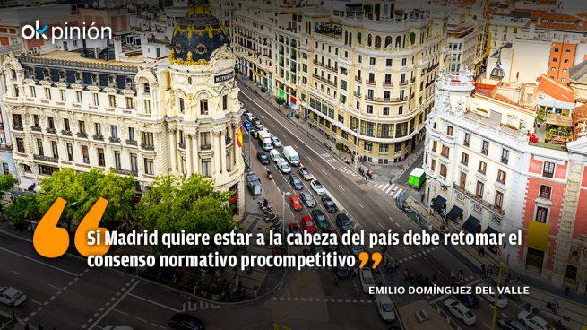 Proteger la libertad en la movilidad de Madrid