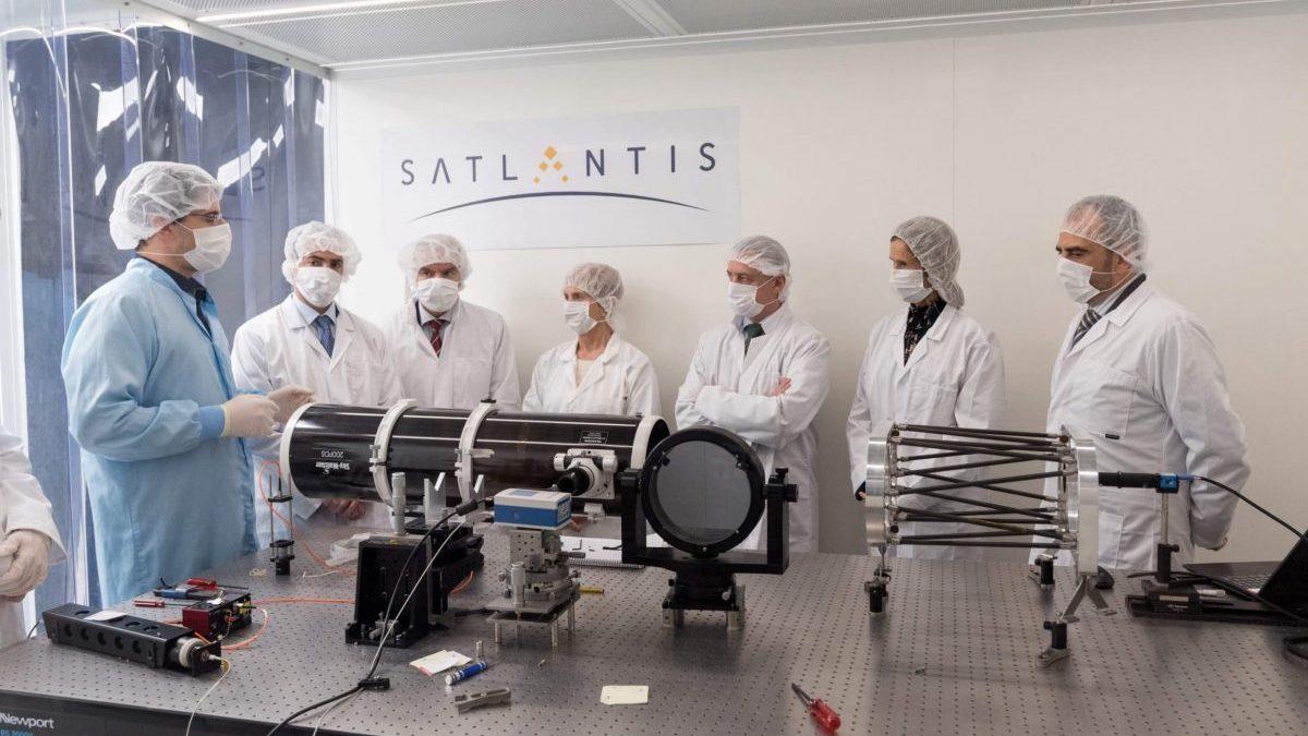Enagás y SEPI entran en el accionariado de Satlantis tras una ampliación de capital de 14 millones