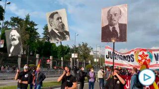 Comunistas Stalin Lenin