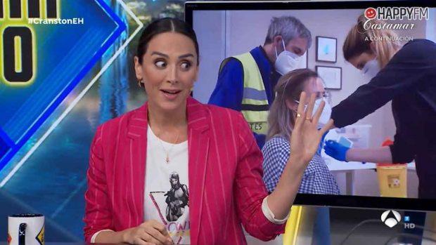 El hormiguero: Tamara Falcó deja clara su postura sobre la vacuna de Astrazeneca