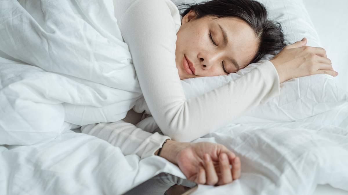 Postura en la que duermes