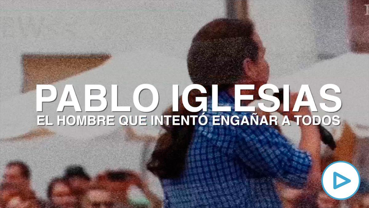 Pablo Iglesias vuelve a Vallecas a por su voto y así le reciben: «Ya no eres clase trabajadora».