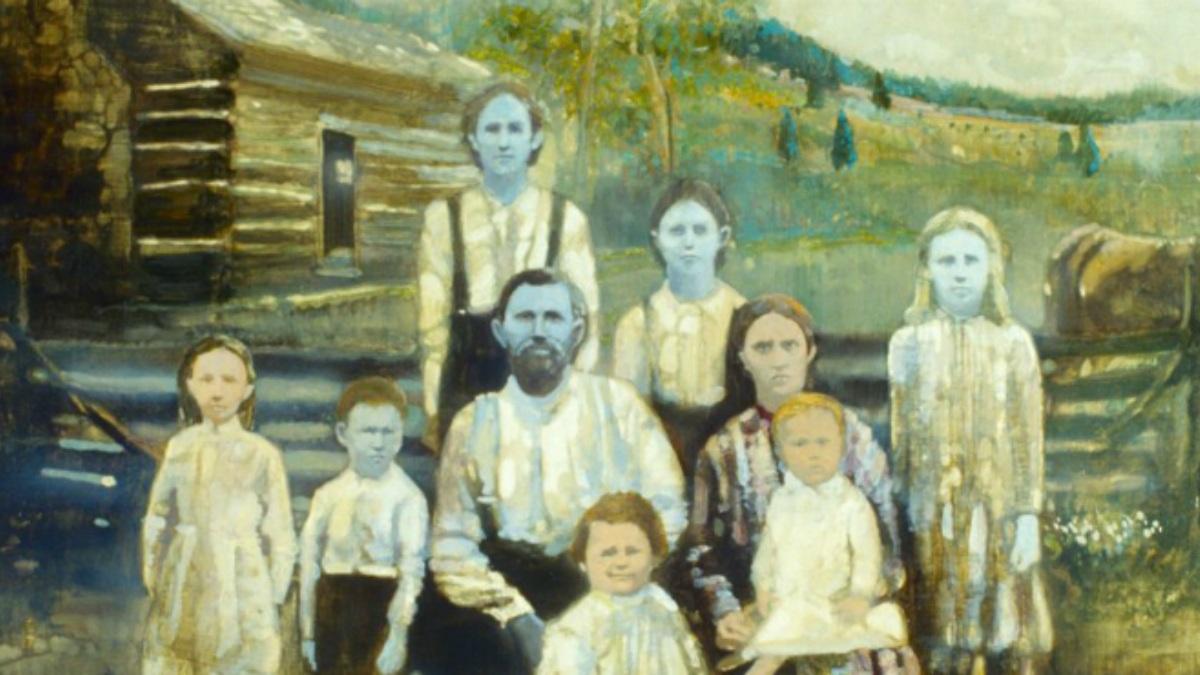 La familia Fugate