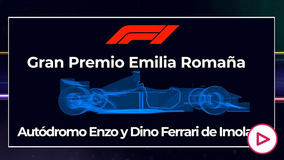 Horario del Gran Premio Emilia Romaña de Fórmula 1