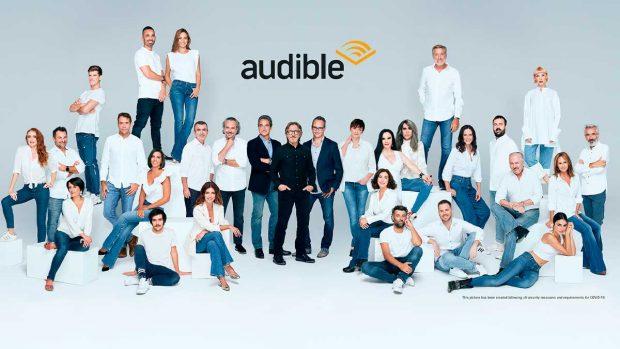 Los-narradores-de-Audible,-la-plataforma-de-audiolibros-de-Amazon