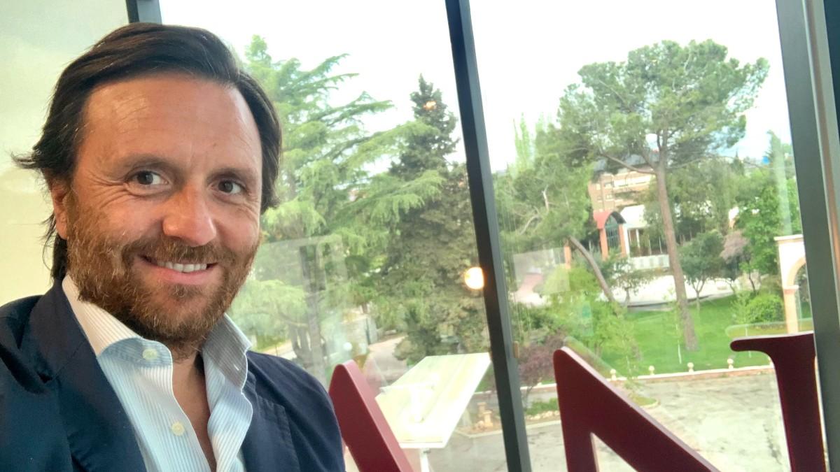 Luis Javaloyes, consejero delegado de Agencia Negociadora