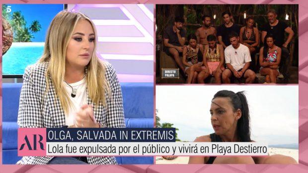 Rocío Flores se pronuncia por primera vez ante las cámaras sobre el documental de su madre