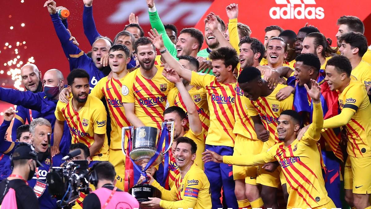 Copa del Rey 2021: ¿Cuánto dinero se lleva el Barcelona ...