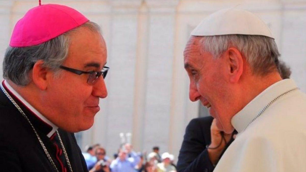 Sevilla.-AV.-El Papa nombra a José Ángel Saiz Meneses nuevo arzobispo de Sevilla en sustitución de Asenjo Pelegrina